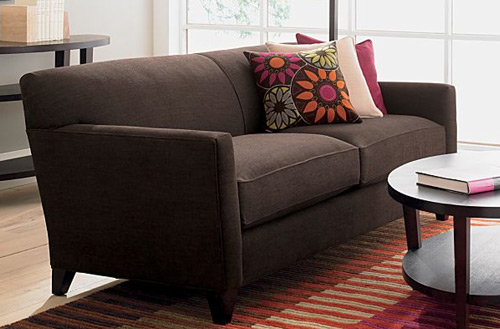 hennessy sofa crate and barrel 999