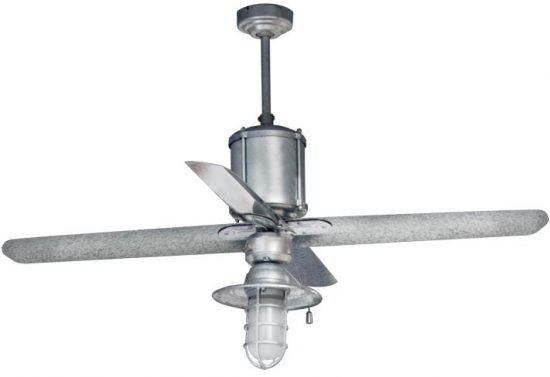 Alfa img Showing Industrial Style Ceiling Fans