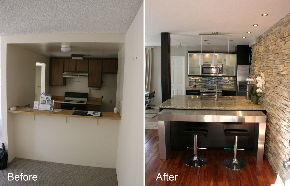 Remodeling A Small Kitchen How To Remodel A Small Kitchen Maxphotous