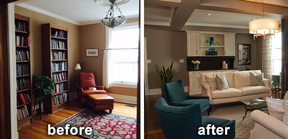 10 Living Room Remodeling Ideas