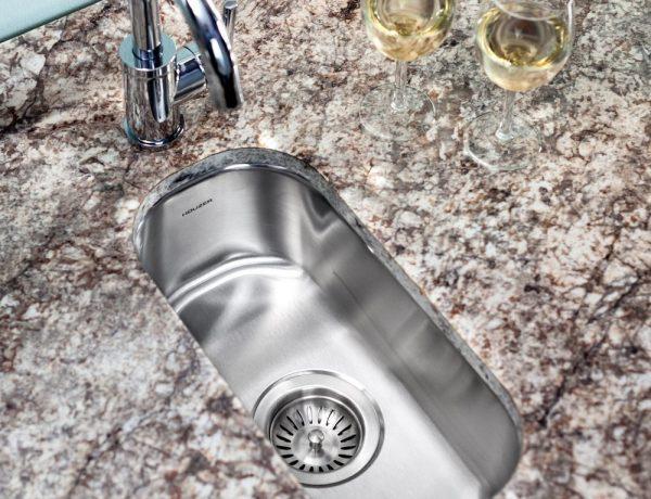prep sink | lovelyspaces.com