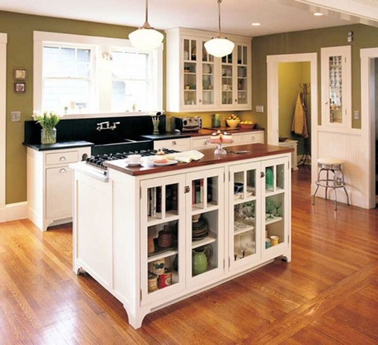 15 gorgeous kitchen islands with storage lovely spaces