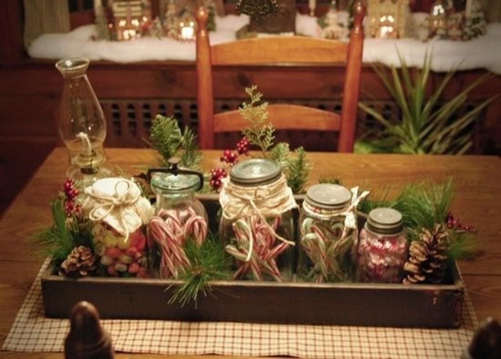 Christmas treats in Kitchen Christmas Decoration Ideas   LovelySpaces.com