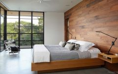 butcher block wall panel | lovelyspaces.com