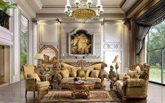 luxurious contemporary living room | lovelyspaces.com