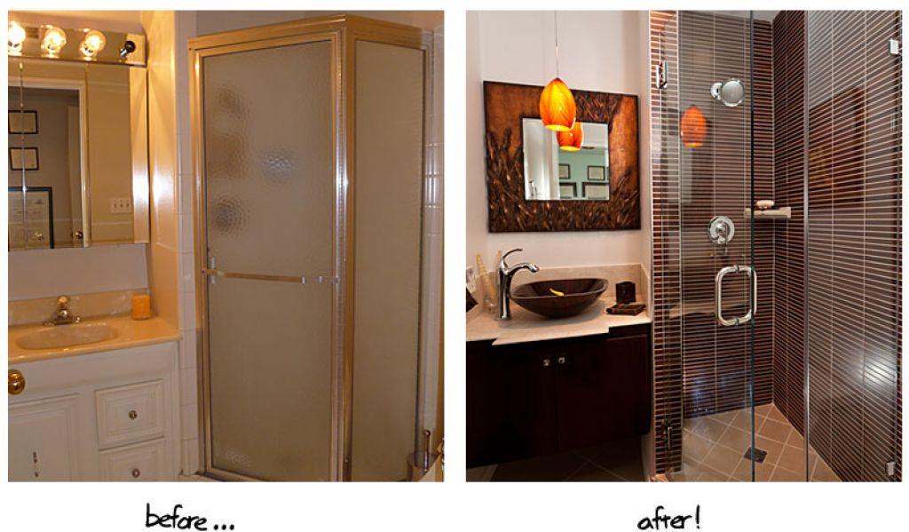 shower renovations bathroom remodeling ideas | lovelyspaces.com
