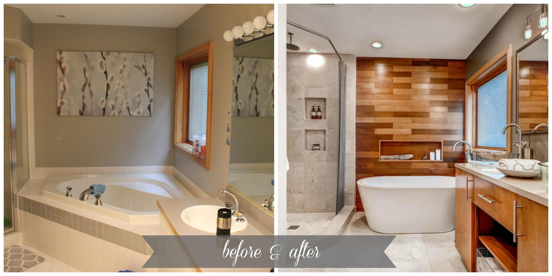 spa like bathroom remodeling ideas | lovelyspaces.com